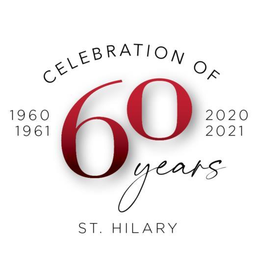 StHilary_CelebrationOf60yrs_logo_wte bkgd