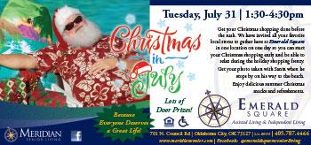 EmerSq-Christmas-in-July-Ad-10.5x4