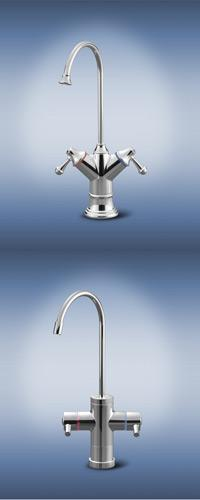 Hot and Cold Faucets