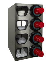 Combination Cabinet Dispensers