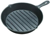 Ribbed Grill Pan