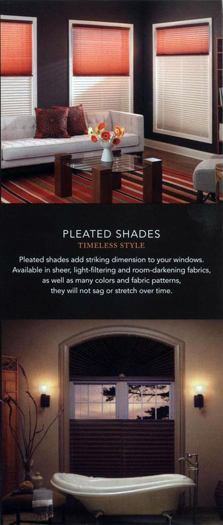 Pleated-Shades