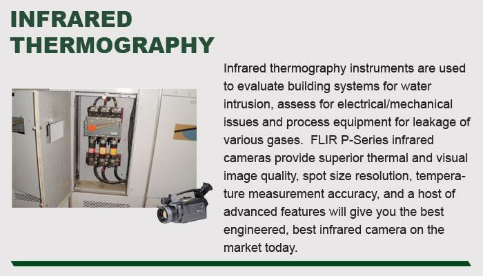 FLIR-P640-Infrared-Thermography