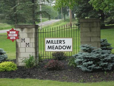 Millers-Meadow-Sign