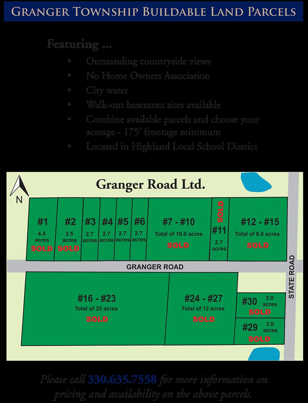 Granger-Road-Parcels
