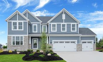 Model #1 - Single Family Home