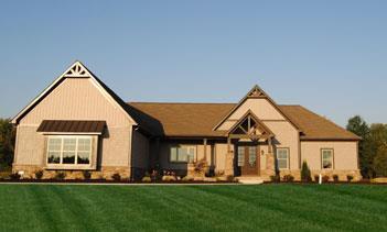 Model #9 - Single Family Home