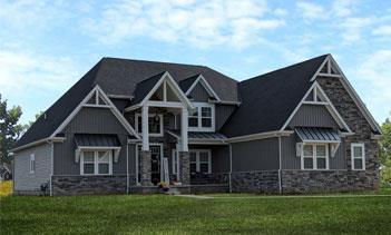 Model #10 - Single Family Home