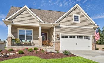 Model #6 - Cluster Home