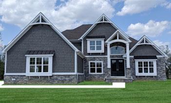 Model #5 - Single Family Home