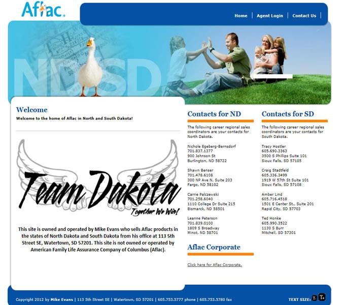 Team Dakota - Aflac