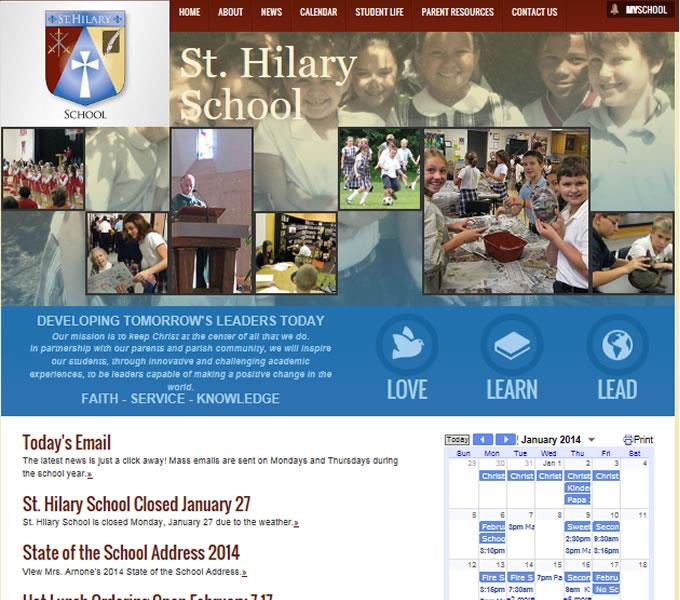 St. Hilary School