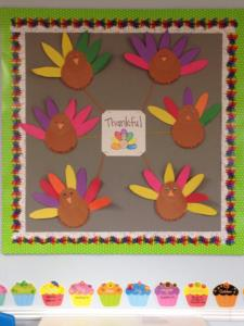 Creative Arts Turkeys