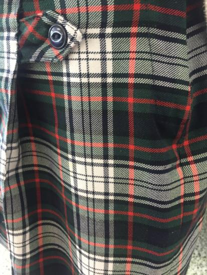 Incorrect (Sunshine) Plaid
