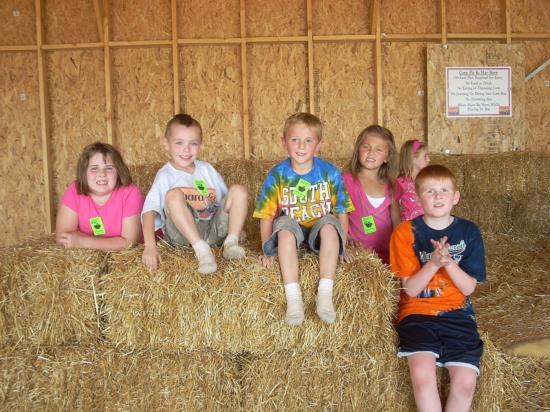 straw barn