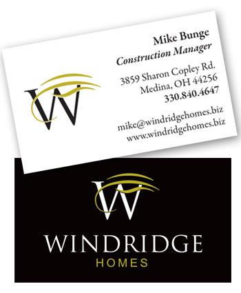 Business cards id creative group wh reheart Images