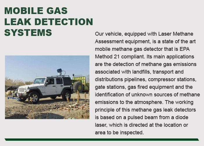 Mobile-Gas-Leak-Detection