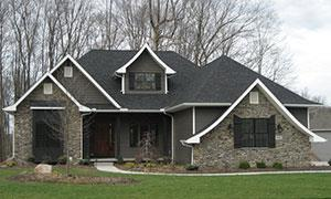 Legacy Homes of Medina   Home Styles on